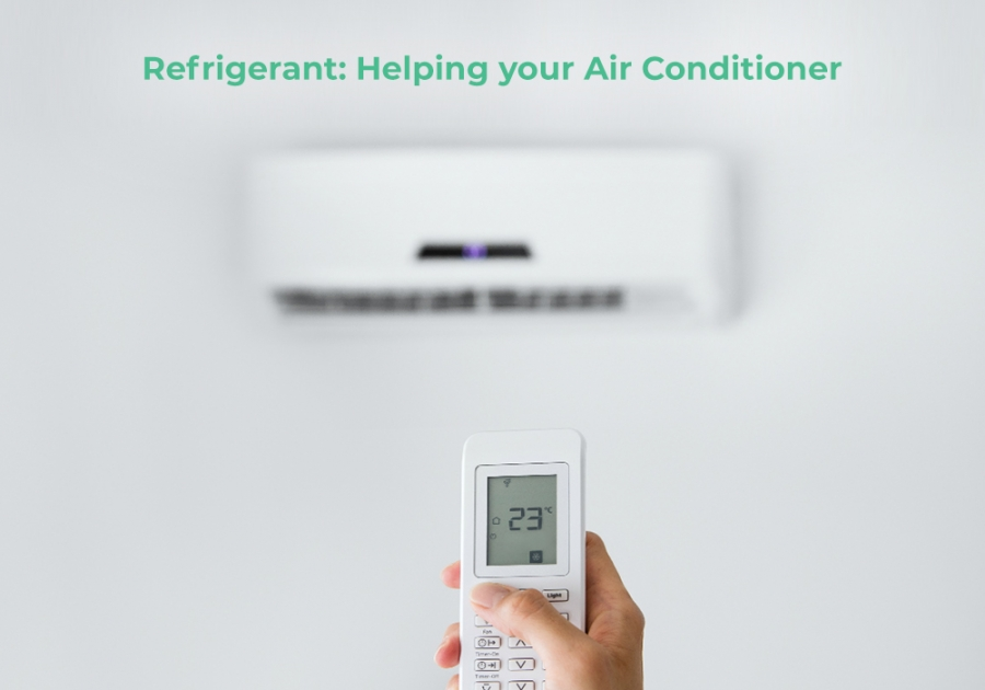 Refrigerant: Helping Your Air Conditioner